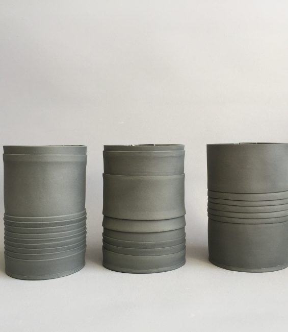 pleated vessels