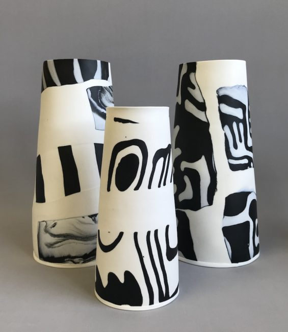 mali collage vessels