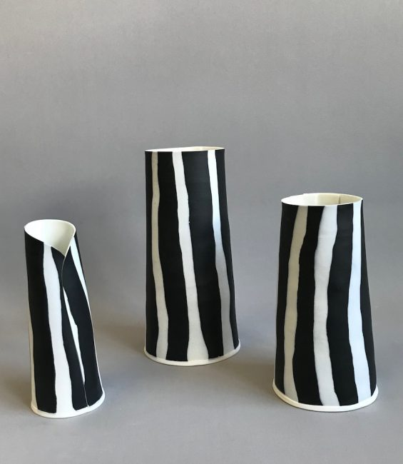 thick stripe tapers